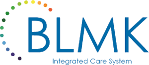 BLMK Integrated Care System logo